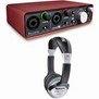 Focusrite Scarlett 2i2 + HF125 Headphones