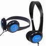 Maxell Kids Safe Blue Headphones