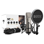 Rode NT1-A Condenser Mic (Recording Pack)
